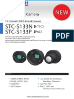 SENTECH Datasheet STC S133N(RS)
