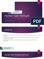 Hunter Gee Holroyd