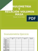 Clase 2.- Granulometria y Relacion Entre Masas