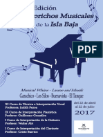 Revista Caprichos Musicales 2017