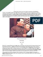 Cocaína Vermelha - Capítulo 1 - A Ofensiva Das Drogas Chinesa