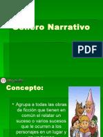 Apunte 1 El Genero Narrativo 21-03