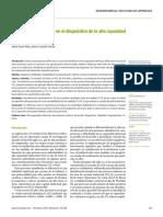 Fiabilidad y estabilidad en el diagnóstico de la alta capacidad intelectual