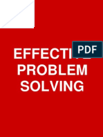 Effective Problem Solving - PSLE Guide