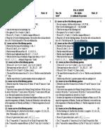 Aarthmatic prog-ration AP