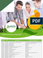20140101 Administradoras Sistema de Seguridad Social y Parafiscales