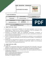 BGU - PCA y PBC - 1 Desarrollo Del Pensamiento Filosófico.