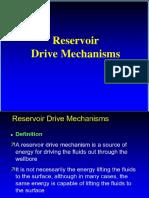 Week10 Drive Mechanisms