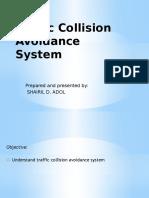 Traffic Collision Avoidance System