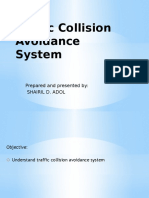 Traffic Collision Avoidance System