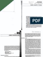 Kast & Rosenweig - Cap 23, -Cambio Oganizacional