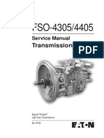 FSO-4305/ 4405 English