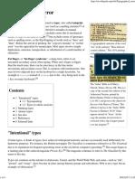 Typographical Error - Wikipedia