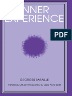 (Intersections_ Philosophy and Critical Theory) Georges Bataille-Inner Experience-State University of New York Press (1988)