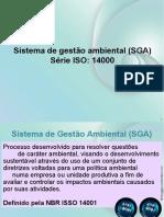 Gestão Ambiental e a série ISO 14000