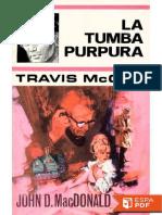 La Tumba Purpura - John D. MacDonald