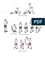 4 Single Dumbbell Exercises