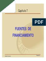 s7 Fuentes de Financiamiento