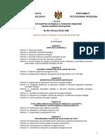 Lege Privind Expertiza Ecologica Si Evaluarea Impactului Asupra Mediului Inconjurator