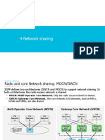 Network Sharing
