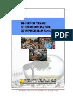 Prosedur Teknis Penyusunan Rencana Induk Sampah.docx