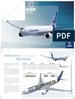 A330F the Right Aircraft Leaflet