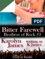 3. Bitter Farewell