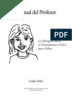 Manual del Profesor a la Guía de los Niños.pdf
