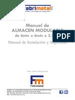 Manual Insta Laci on Modulo Alma Cen