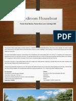 2 Bedroom Houseboat