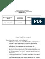 Formato y Guia Del Plan de Negocio