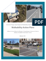 Walkability Audit Reports