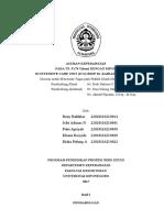 Askep Kelompok ICU 1 Revisi Pak PJ