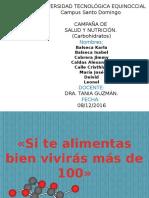 Expo de Salud y Nutrición 1