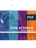 2016 Achieve Annual Report