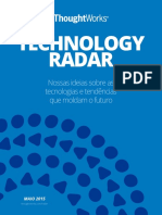 Technology Radar May 2015 Pt