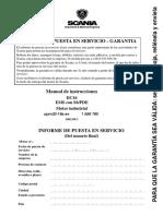 Manual Operacao Manutencao Motor Scania Dc16