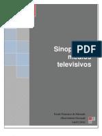 Sinopsis Medios Televisivos 14-07-10