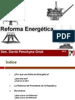 Reforma Energetica Reformar Para Crecer David Penchyna