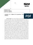 Teórico 9/ Preposiciones y Tercera Declinación/Latín I