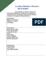 03 - Convenção de Montevideu Sobre Os Direitos e Deveres Dos Estados (26.12.1933)
