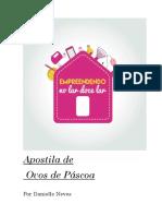 Apostila de Ovos de Páscoa PDF