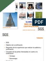 TOUR2016 Colombia SGS Certification