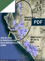 Mapa de Canales