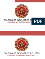1. IV Congreso Internacional - Cusco (Present Ación de GIOVANI OROZCO ARBELÁEZ-Colombia)