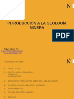 Semana 1 - Geología Minera.pptx