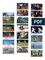 80 Deportes en Ingles