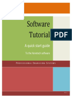 Software Tutorial