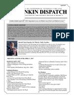 Rankin Dispatch April 2017