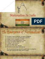 Nationalism in India1